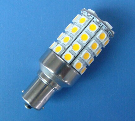 One 20,000 Hr. 49-LED Bulb