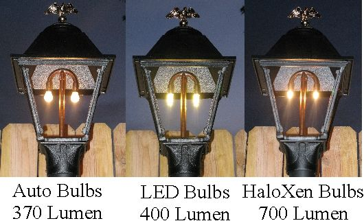 Wiring Diagram For Outdoor Lamp Post Light Gas Light ... on