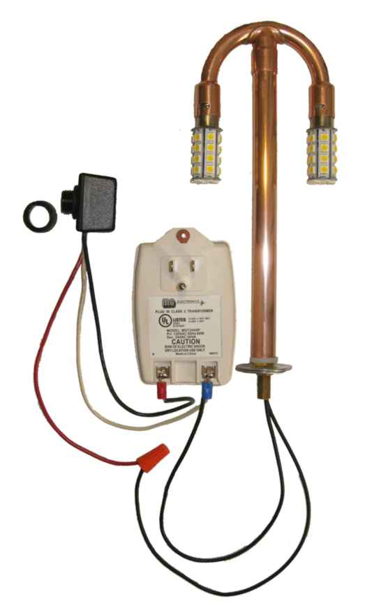 24 Volt Gas Light Conversion Kit